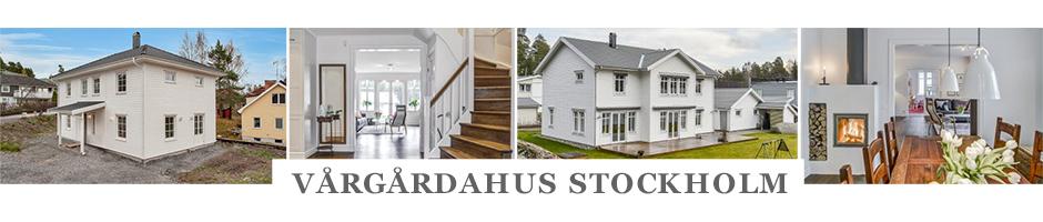 VårgårdaHus Stockholm / Västmanland
