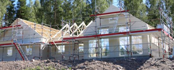 Baksida Villa Säveholm