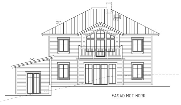Villa Emyhill Grewin Fasad