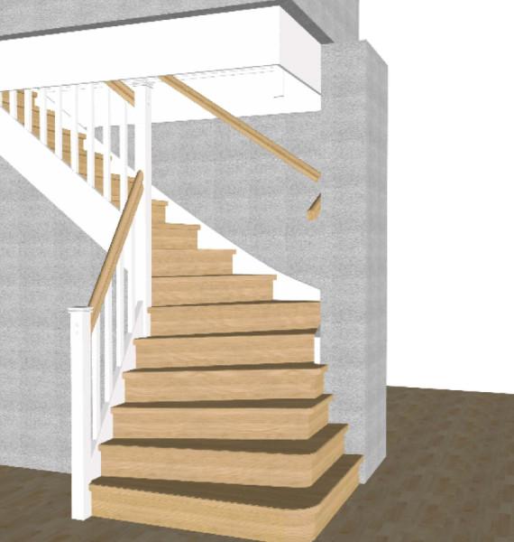trappa vårgårdahus