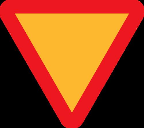 trafikskylt