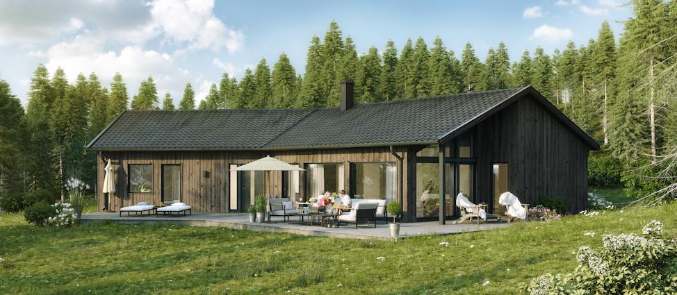 Villa Sandvik -Sleeek and stylish